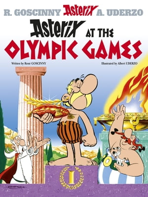 Asterix at the Olympic Games Album 12