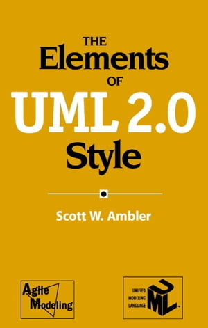 The Elements of UML? 2.0 Style