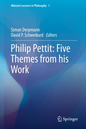 Philip Pettit: Five Themes from his Work