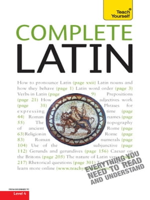 Complete Latin: Teach Yourself