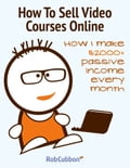 online magazine -  How to Sell Video Courses Online: How I Make $2000+ Passive Income Every Month