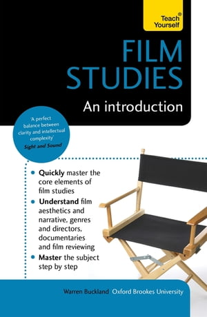 Film Studies: An Introduction Teach Yourself
