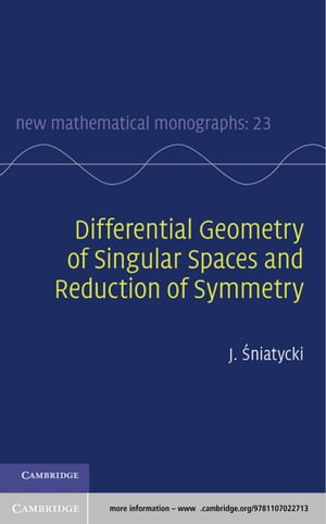 Differential Geometry of Singular Spaces and Reduction of Symmetry