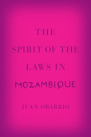 The Spirit of the Laws in Mozambique