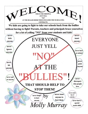 """EVERYONE JUST YELL ""NO"" AT THE ""BULLIES!"" THAT SHOULD HELP TO STOP THEM!"