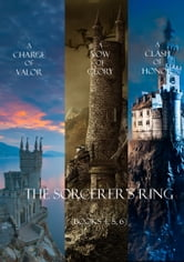 Morgan Rice - Sorcerer's Ring Bundle (Books 4,5,6)