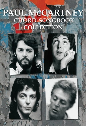 Paul McCartney Chord Songbook Collection [Lyrics & Chords]
