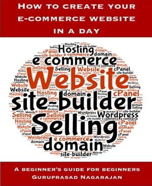 How to create your e-commerce website in a day