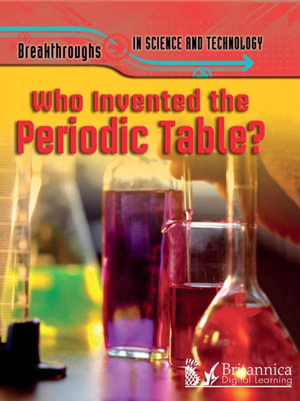 who invented the periodic table The periodic table is an arrangment of the chemical elements ordered by atomic number so that periodic properties of the elements (chemical periodicity) are made clear explore the history of the chemical elements through this periodic table.