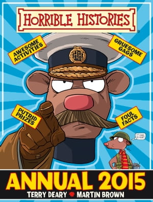 Horrible Histories Annual 2014