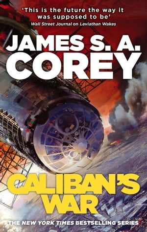 Caliban's War Book 2 of the Expanse