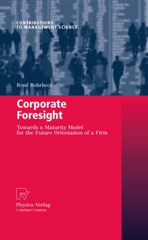 Corporate Foresight