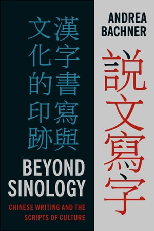 Beyond Sinology Chinese Writing and the Scripts of Culture