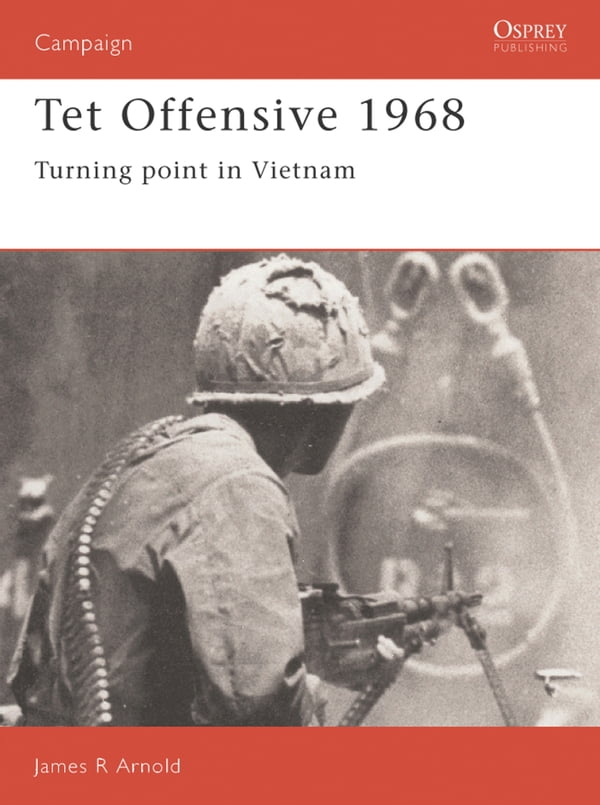 a description of the tet offensive on a major turning point