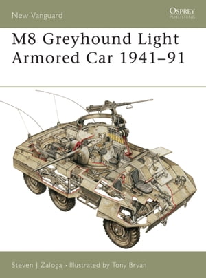 M8 Greyhound Light Armored Car 1941?91