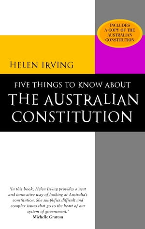 Five Things to Know About the Australian Constitution
