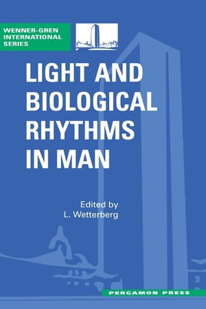 Light and Biological Rhythms in Man