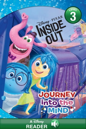 Inside Out: Journey Into the Mind A Disney Read-Along (Level 2)