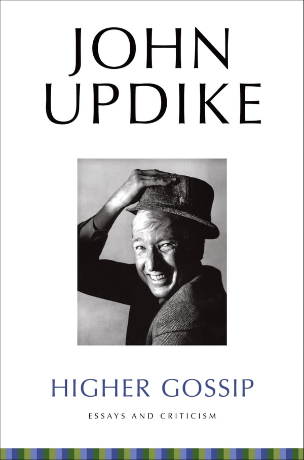 john updike due considerations essays and criticism