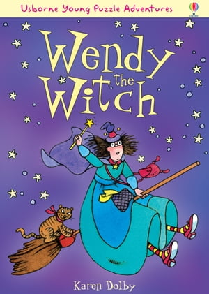 Wendy the Witch: Usborne Young Puzzle Adventures