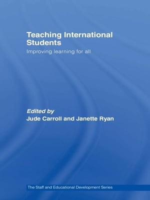 Teaching International Students Improving Learning for All