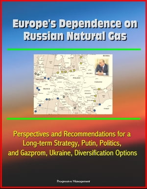 Europe's Dependence on Russian Natural Gas: Perspectives and Recommendations for a Long-term Strategy,  Putin,  Politics,  and Gazprom,  Ukraine,  Diversif