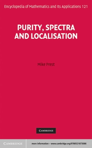 Purity,  Spectra and Localisation