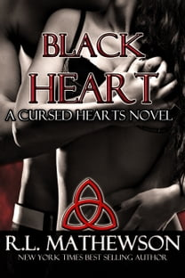 Black Heart: A Cursed Hearts Novel