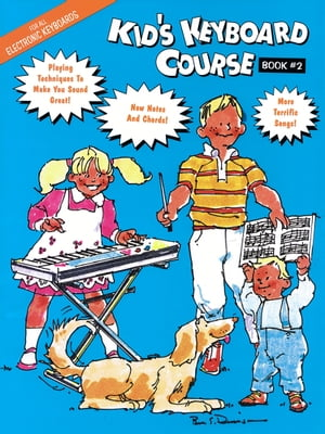 Kid's Keyboard Course (Music Instruction)