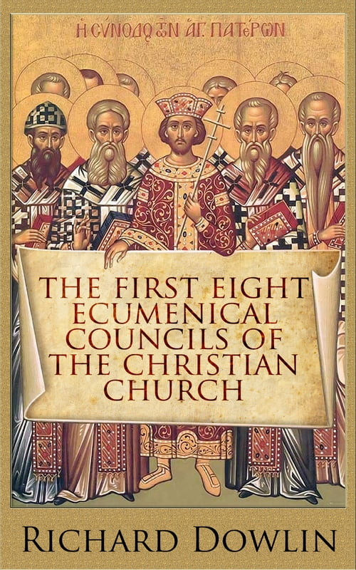 early christian ecumenical councils The first ecumenical council was held in 325 ad on the occasion of the heresy   during this time emperor constantine declared christianity as one of the state.