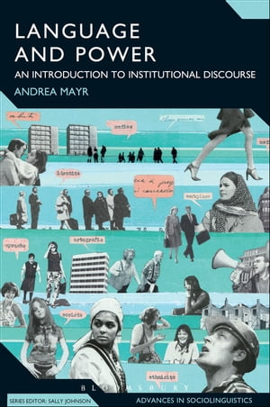 Language and Power An Introduction to Institutional Discourse