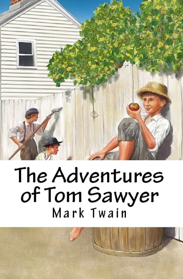 a book report on the adventures of tom sawyer by mark twain Yes ― mark twain, the adventures of tom sawyer tom appeared on the sidewalk with a bucket of whitewash and a long-handled brush he surveyed the fence, and all gladness left him and a deep melancholy settled down upon his spirit.