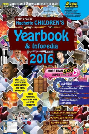 Hachette Children's Yearbook& Infopedia 2016