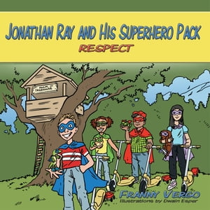 Jonathan Ray and His Superhero Pack Respect