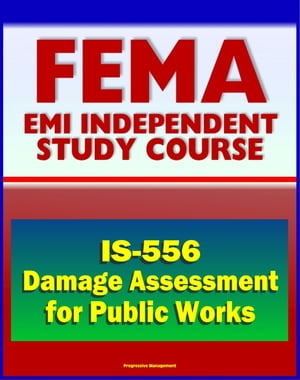 21st Century FEMA Study Course: Damage Assessment for Public Works (IS-556) - Local Assessment for Public Works Professionals,  Urban Planners,  Local G