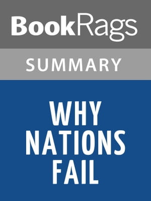 Why Nations Fail by Daron Acemoglu l Summary & Study Guide