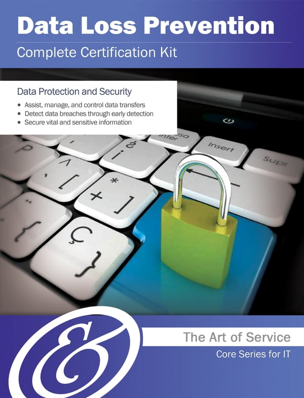 Data Loss Prevention Complete Certification Kit - Core Series for IT ...