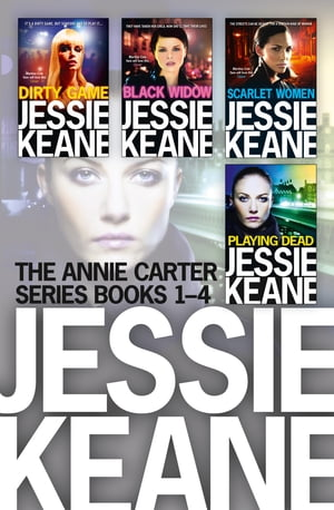 The Annie Carter Series Books 1–4