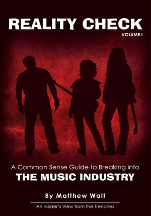 Reality Check A Common Sense Guide to Breaking into the Music Industry