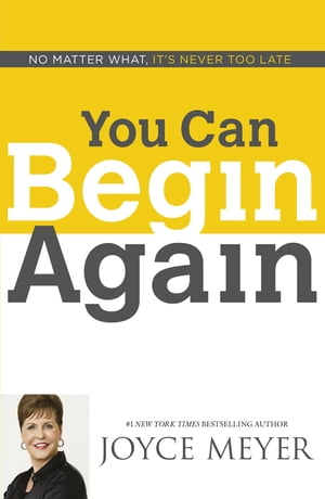 You Can Begin Again