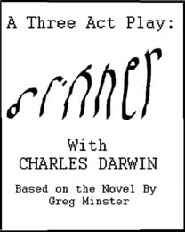 A Three Act Play: Dinner With Charles Darwin