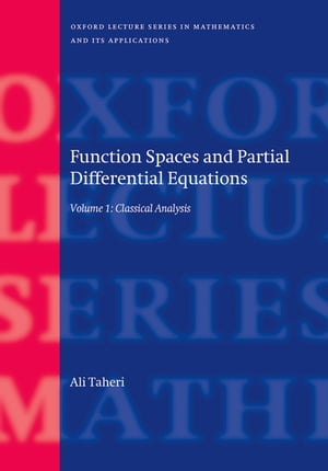 Function Spaces and Partial Differential Equations 2 Volume set