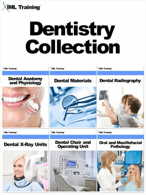 Dentistry Collection Includes Dental Anatomy and Physiology,  Dental Materials,  Dental Radiography,  Dental X-Ray Units,  Dental Chair and Operating Unit