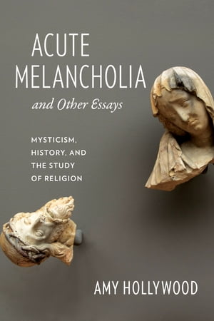 Acute Melancholia and Other Essays Mysticism,  History,  and the Study of Religion
