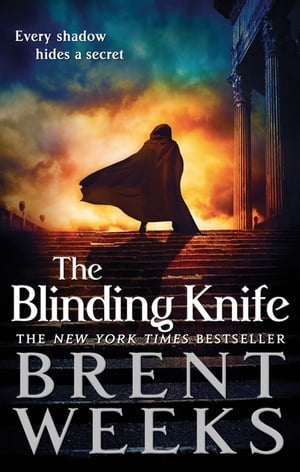 The Blinding Knife Book 2 of Lightbringer
