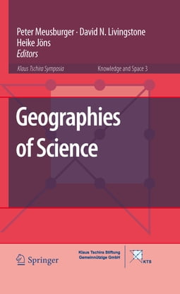 Geographies of Science