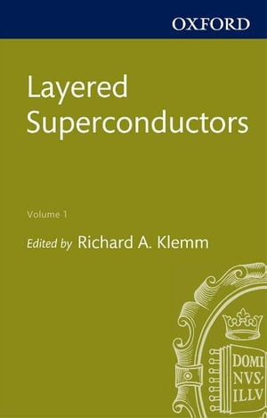 Layered Superconductors Volume 1
