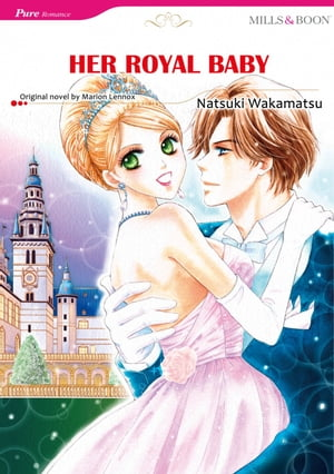 HER ROYAL BABY (Mills & Boon Comics)