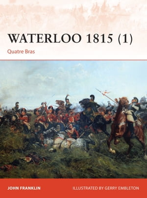 Waterloo 1815 (1) Quatre Bras