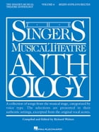 Singer's Musical Theatre Anthology - Volume 4 Cover Image